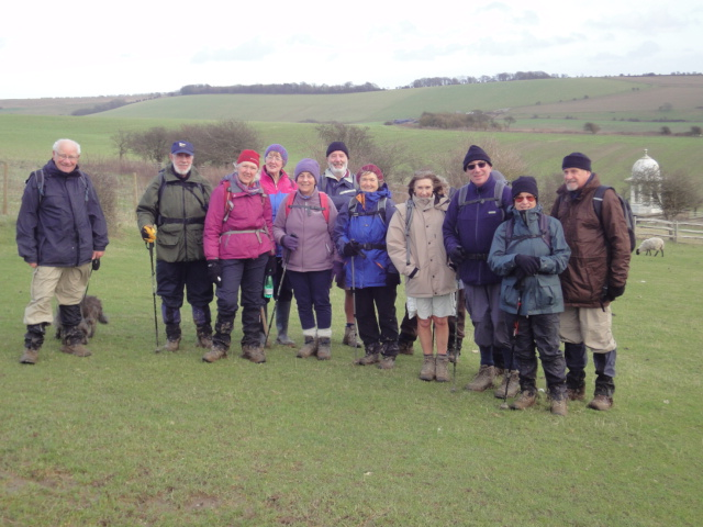 Vic's walk Jan 2015